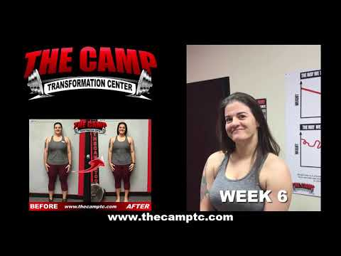 Jacksonville FL Weight Loss Fitness 6 Week Challenge Results - Laura R.