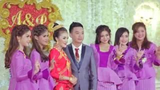 Wedding Highlight - Aiy & Pap : Laos Wedding Reception 13.08.2016