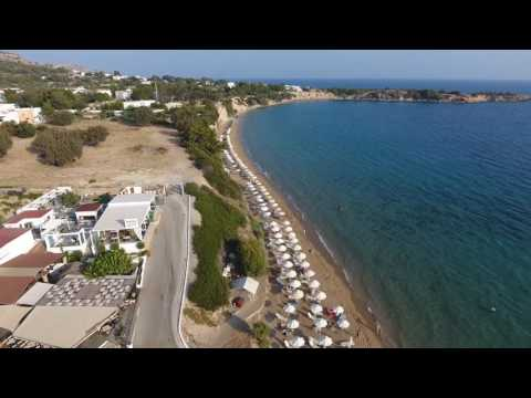 OVER GREECE WITH A DRONE - PEFKI, LEE BEACH, LINDOS