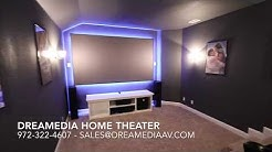 Native 4K Theater Room and 5.1.2 Dolby Atmos