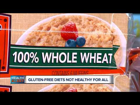 Ask Dr. Nandi: Gluten-free diet not healthy for everyone