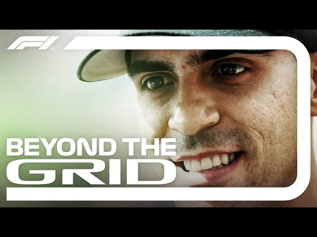 Pastor Maldonado Interview | Beyond The Grid | Official F1 Podcast