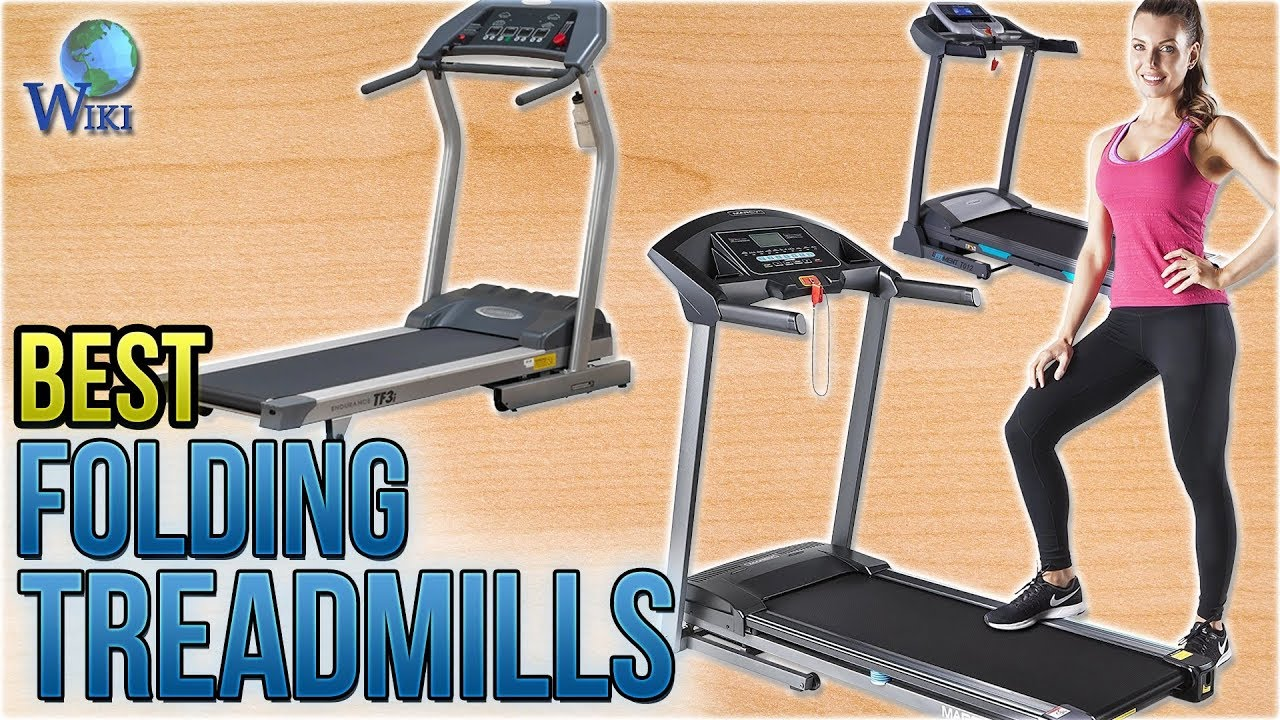 11 Best Folding Treadmill For Small Space At Home