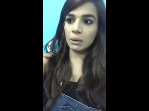 Naina Singh From Splitsvilla 10  Live Talking about Priyank and Divya
