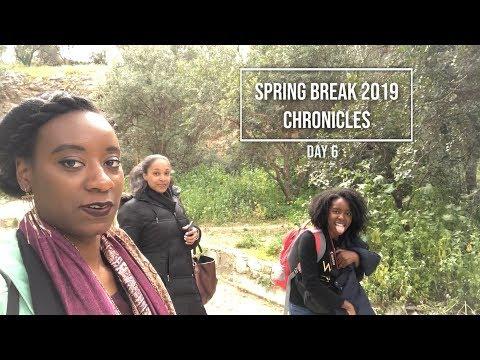 Episode 3: Spring Break Chronicles - Walking around Greece