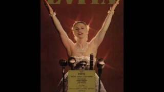 Evita Opening Night 13 - Peron