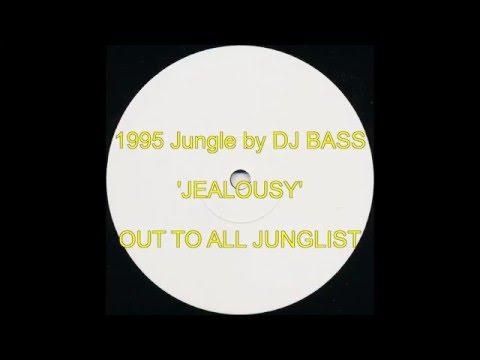 Jealousy 1995 jungle DJ BASS