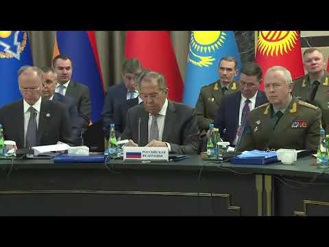 Совместное заседание СМИД, СМО и КССБ ОДКБ, Бишкек, 27 ноября 2019 года