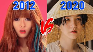 Top 10 Most Viewed KPOP SOLOS of Each Year