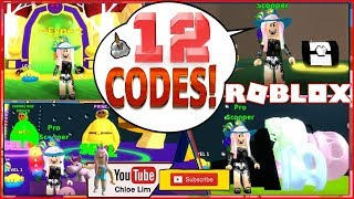👻🍦 Roblox ICE CREAM SIMULATOR! 12 New CODES rebirth code and the Halloween ZONE! Loud Warning!