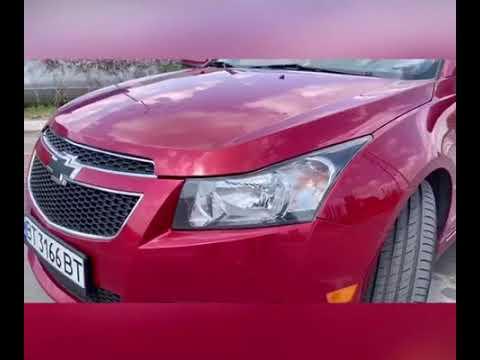 Chevrolet Cruze 1.4turbo обзор