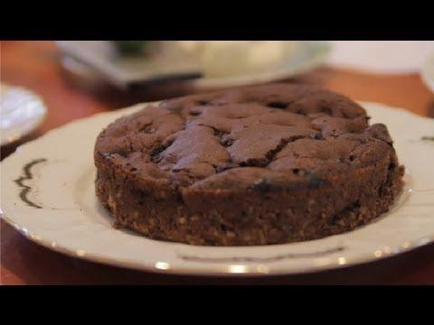 Buckwheat Cake Recipe : Vegan Desserts