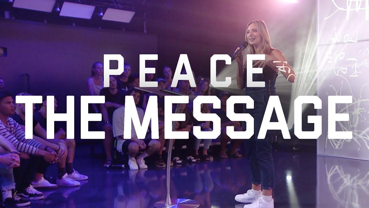 P E A C E - The Message