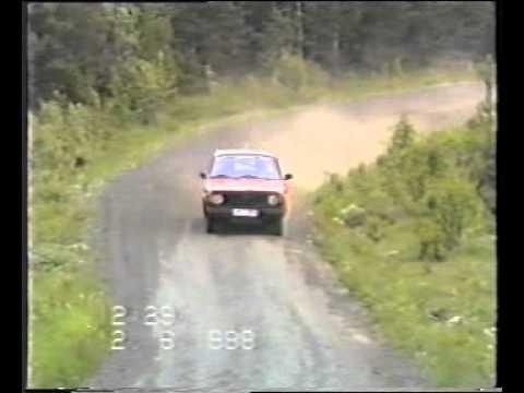 Kaxbacken 1988 inkl. backrekord av Edholm! DEL 2