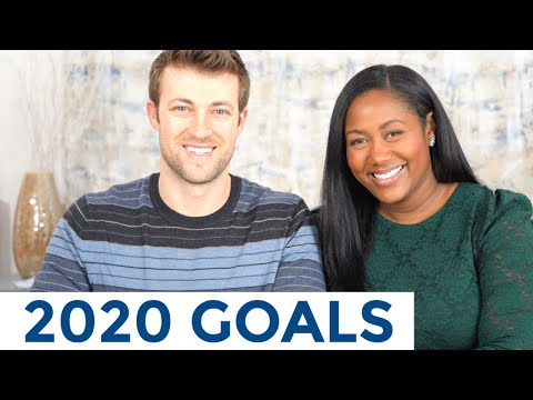 Financial & Life Goals for 2020 | Design Your Life