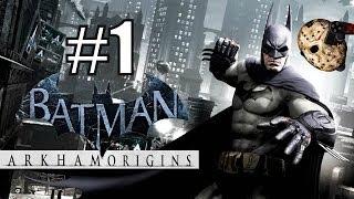 Прохождение Batman Arkham Origins - Часть 1