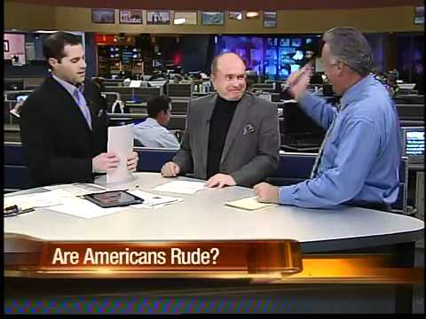 Are Americans rude?