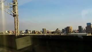 東北新幹線 やまびこ123号 東京~郡山