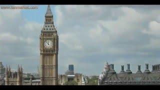 Виртуальное путешествие в Великобританию.