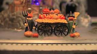 Halloween Train from I Love Toy Trains - All Aboard!