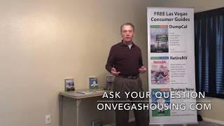 Free Las Vegas real estate consumer guide books - On Vegas Housing