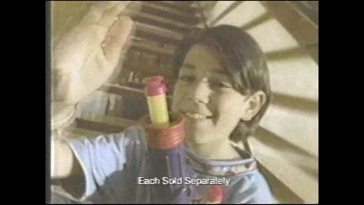 Download 1993 Nerf Sharpshooter and Sonic Siren Commercial