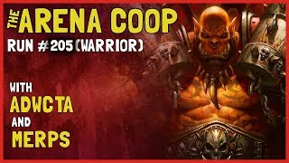 Hearthstone Arena Coop #205 (Warrior)