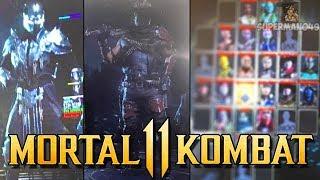 MORTAL KOMBAT 11: Full Roster LEAKED! First Look At Noob Saibot, Erron Black & Kotal Kahn!