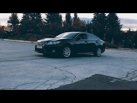 Lexus ES350😎 Обзор-тест драйв Lexus ES350