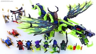 LEGO Ninjago Attack of the Morro Dragon reviewed! set 70736 thumbnail