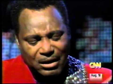 "George Benson - "" Johnnie Lee "" CNN W/ Larry King 1996"