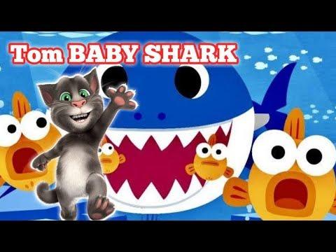 baby-shark-tom-|-ikan-hiu-menari-lucu