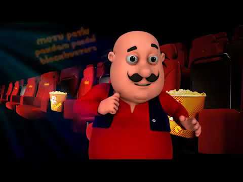 Motu Patlu Anti piracy