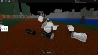 Roblox: Nightmare Fighters Part 1
