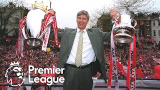 Arsene Wenger: Arsenal's Invincible icon   Premier League   NBC Sports