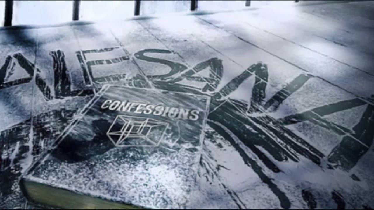 Nyugodj békében, szívem! - Alesana - Confessions (2015)