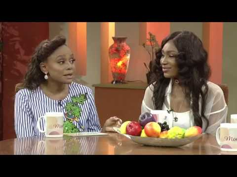 Moments - NEW YEAR`S RESOLUTION WITH EBUBE NWAGBO(Actress & Movie Producer)