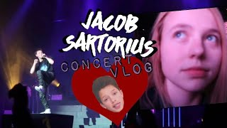 I WENT TO A JACOB SARTORIUS CONCERT