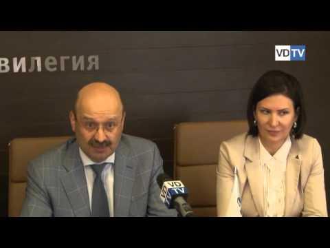 В  Волгограде председатель правления ВТБ 24  открыл привилегированный офис