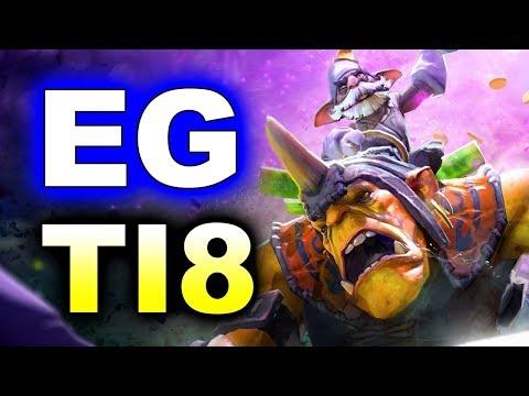 EG vs ixmike88 Stack! - NA FINAL - TI8 OPEN QUALS DOTA 2