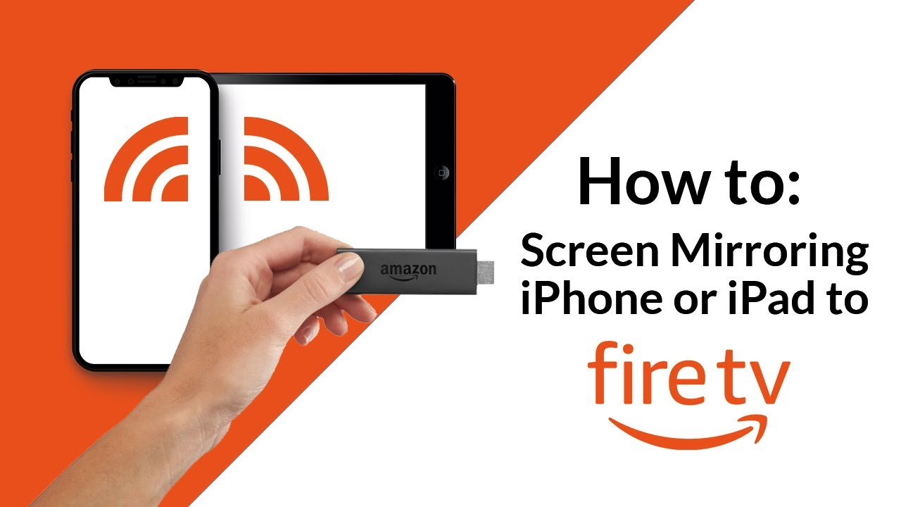 How To Stream From Iphone To Firestick Suntrust bank