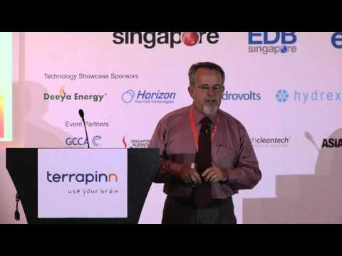 Combining solar and hydropower - Peter Wakeman