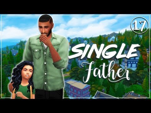 The Sims 4 | Single Father 👧🏽 #17 Grounded