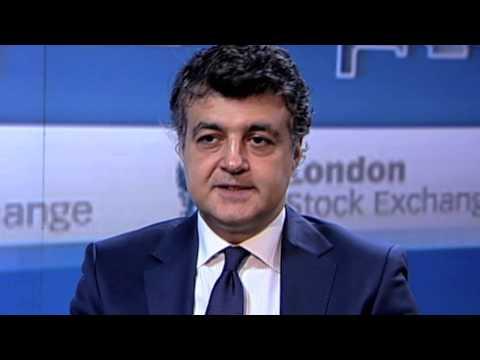 Levent Eyüboğlu on plans for flotation   Turkmall   World Finance Videos