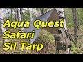Safari Sil Tarp (Large) by Aqua Quest: Full Product Review