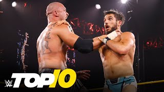 Top 10 NXT Moments: WWE Top 10, July 13, 2021