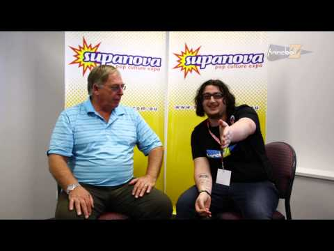 AnimeBall Z Interviews Garry Chalk