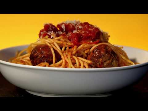 What if Tarantino made Spaghetti & Meatballs?