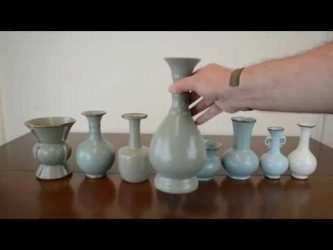 Colors of Chinese Imperial Song Dynasty Ru Ware