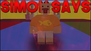 CHAINSAW FIGHT! - (Simon Says in Unturned #2)